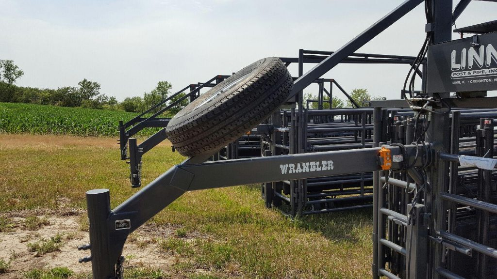 Options For Wrangler Portable Corrals Linn Post And Pipe